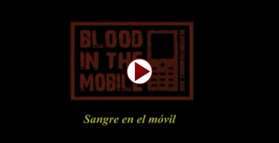 Videos Rebeldes. Blood in the mobile (Sangre en el móvil)